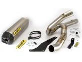 Kit Exhaust Arrow Muffler AK + Collettori Ducati MultiStrada 1200 / S '10/14
