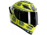 Helmet Full-Face Agv K1 Winter Test 2015