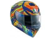 Helmet Full-Face Agv K-3 SV 5 Continents