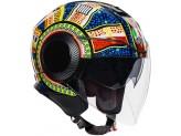 Helmet Jet Agv Orbyt Dreamtime