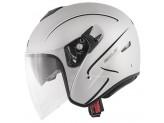 Helmet Jet Givi 20.9 Fiber-J Gliese Matt Silver