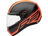 Helmet Full-Face Schuberth R2 Traction Orange