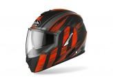 Helmet Flip-Up Full-Face Airoh Rev 19 Ikon Matt Orange