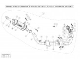 S-S10R10-RC/1 - Full Exhaust System Akrapovic Racing Line Suzuki GSX-R 1000