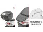 SR7059 - Givi Specific rear rack for MONOLOCK top case SYM HD 300 (2019)