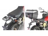 SR9150 - Givi Rear Rack for MONOLOCK top case Fantic Caballero Scrambler
