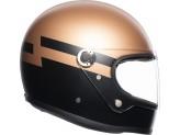 Helmet Full-Face Agv Legends X3000 Superba Gold Black