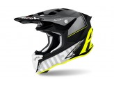 Helmet Full-Face Off-Road Airoh Twist 2.0 Yellow matt