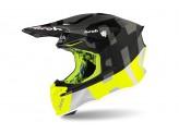 Helmet Full-Face Off-Road Airoh Twist 2.0 Frame Anthracite Matt