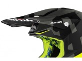 TW2F21F - Airoh Peak Twist 2.0 Frame Matt Anthracite