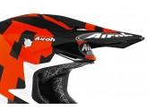 TW2F32F - Airoh Peak Twist 2.0 Frame Matt Orange