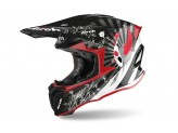 Helmet Full-Face Off-Road Airoh Twist 2.0 Katana Red Gloss