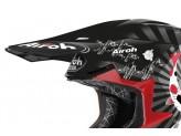 TW2K55F - Airoh Peak Twist 2.0 Katana Glossy Red