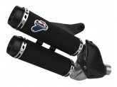 D018CO - Exhaust Mufflers Approved Termignoni Carbon Ducati Monster 821
