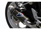 H099094CVI - Exhaust Muffler Termignoni RELEVANCE S. Steel Carbon HONDA CBR 250R