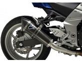 K065080CC - Exhaust Muffler Termignoni CONICAL Carbon KAWASAKI Z 750 (07-11)