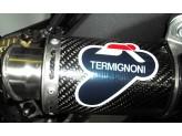 Y088094CR - Full Exhaust Termignoni ROUND Carbon YAMAHA YZF-R 125 (08-13)