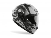 Helmet Full-Face Airoh Valor Akuna Matt Grey