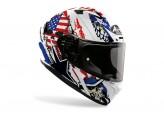 Helmet Full-Face Airoh Valor Uncle Sam Matt