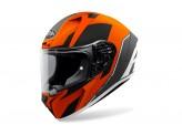 Helmet Full-Face Airoh Valor Wings Orange Matt