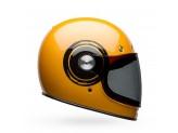 Helmet Full-Face Bell Bullitt DLX BOLT Gloss Yellow Black