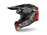 Helmet Full-Face Off-Road Airoh Wraap Octopus Matt