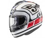 Helmet Full-Face Arai Chaser-X Edwards Legend Euro White