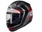 Helmet Full-Face Arai Profile-V Impulse Black Red