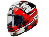 Helmet Full-Face Arai Profile-V Rock Red White Black