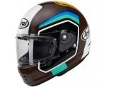 Helmet Full-Face Arai Concept-X Number Brown