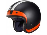 Helmet Jet Arai Freeway Classic Halo Orange