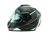 Helmet Full-Face Nos NS6 Typhoon Matt White