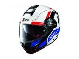 Helmet Flip-Up Full-Face X-Lite X-1004 Charismatic 25 Glossy White