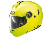 Helmet Flip-Up Full-Face X-Lite X-1004 Hi-Visibility N-Com 9 Fluo Yellow
