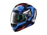 Helmet Full-Face X-Lite X-803 Ultra Carbon Mastery 40 Tinto Blue