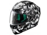 Helmet Full-Face X-Lite X-803 Ultra Carbon Imago 63 Black White