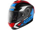 Helmet Full-Face X-Lite X-903 Nobiles 14 Matt Black Red Blue