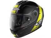 Helmet Full-Face X-Lite X-903 Senator 18 Matt Black Yellow