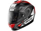 Helmet Full-Face X-Lite X-903 Ultra Carbon Nobiles 27 Black Red White