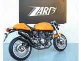ZD019TSR - Exhaust Mufflers Zard Titanium Ducati Sport 1000 / Paul Smart (05-10)