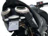 ZS200ASO-B - Exhaust Muffler Zard Penta Black Aluminum Euro 3 Suzuki B-King