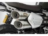 ZTPH091SSR - Exhaust Muffler Zard Stainless Steel Triumph Scrambler 1200 (19)