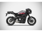 ZY106SKR - Exhaust Zard SS Yamaha MT 09 / XSR 900 (16-19) / Tracer 900 (18-19)