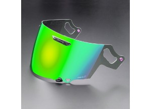 AR277200MG - Arai Visor Mirror Green Compatible with VAS-V System