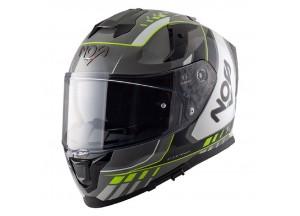 Helmet Full-Face Nos NS10 Mig Fluo Yellow