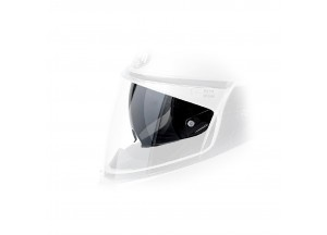05EXIN - Airoh Dark Smoke Sunvisor for Phantom S