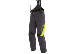 Motorbike Pants Man Dainese Gore-Tex Gran Turismo Black Fluo Yellow