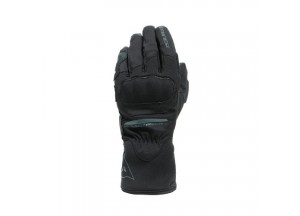 Motorcycle Gloves Dainese AURORA LADY D-Dry Black