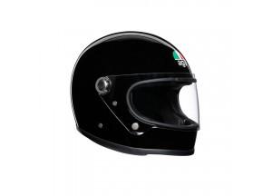 Helmet Full-Face Agv Legends X3000 Glossy Black