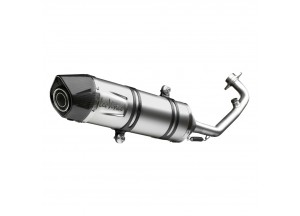 14111E - Full Exhaust System LeoVince SBK LV ONE SS HONDA FORZA 125cc ABS 2015